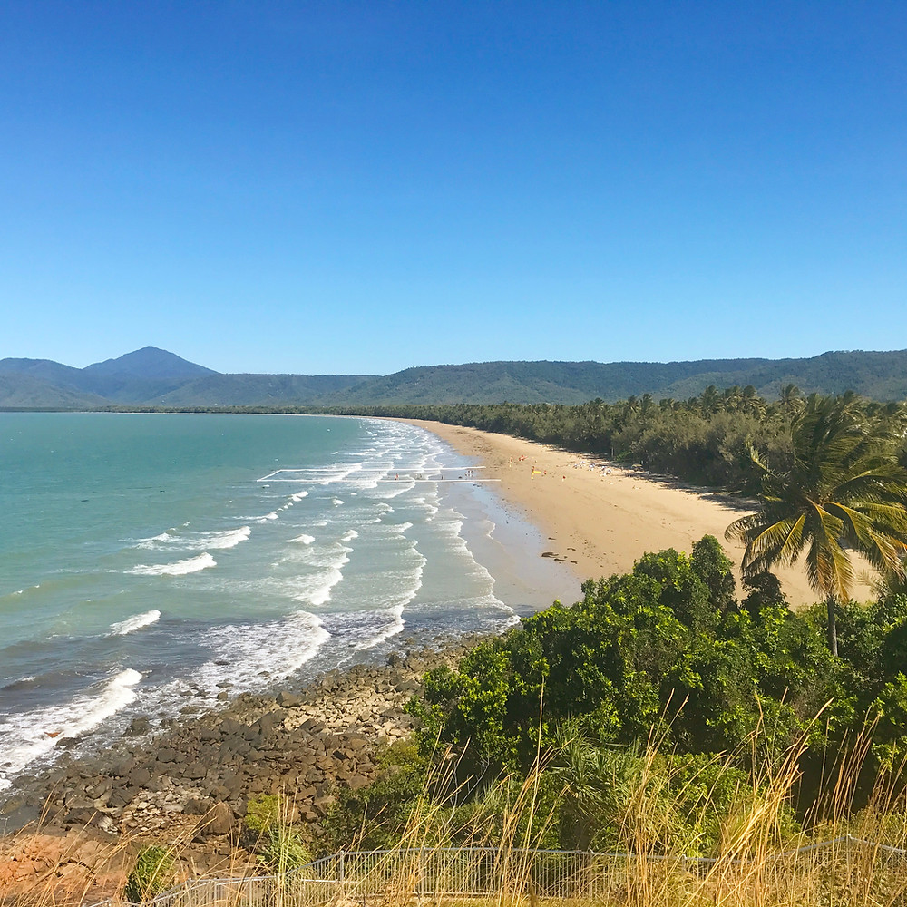 Four Mile Beach, Port Douglas Queensland Australia