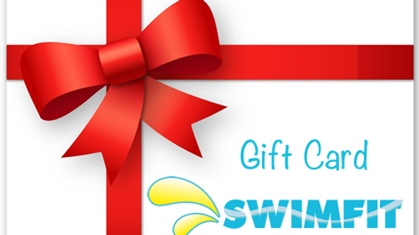 Swimfit Gift Card - Private Swim Session