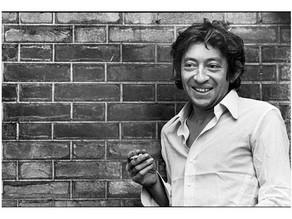 Serge Gainsbourg                                     (de nombre real Lucien Ginsburg)