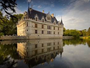 La historia de Azay-le-Rideau