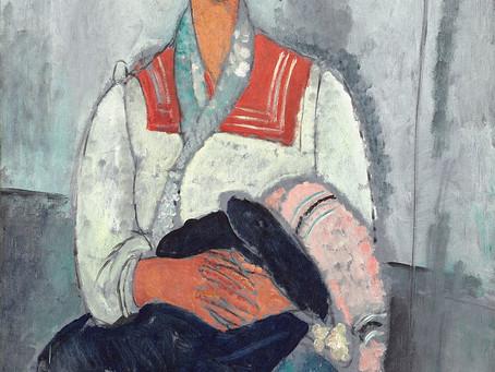 Amedeo Clemente Modigliani         Né le 12 juillet 1884 à Livourne (Royaume d'Italie)
