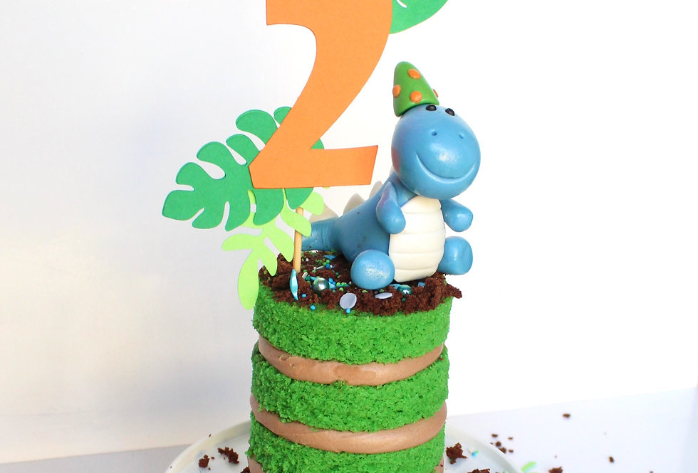 Dinosaur Mini Post-able Cake