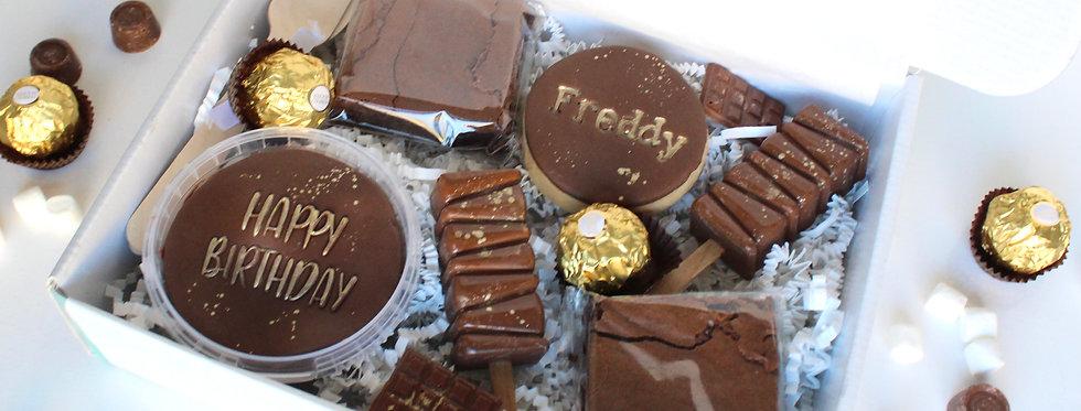 Chocolate Birthday Box