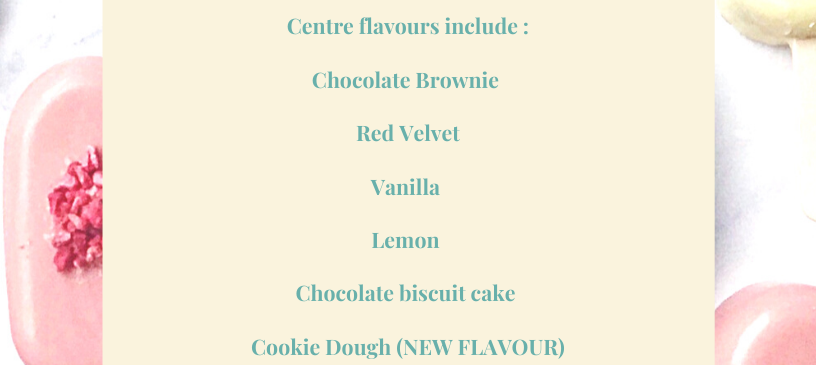 Cakesicle Flavour