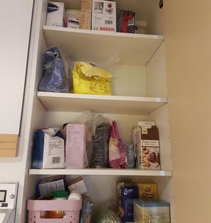 Keittiönkaappi