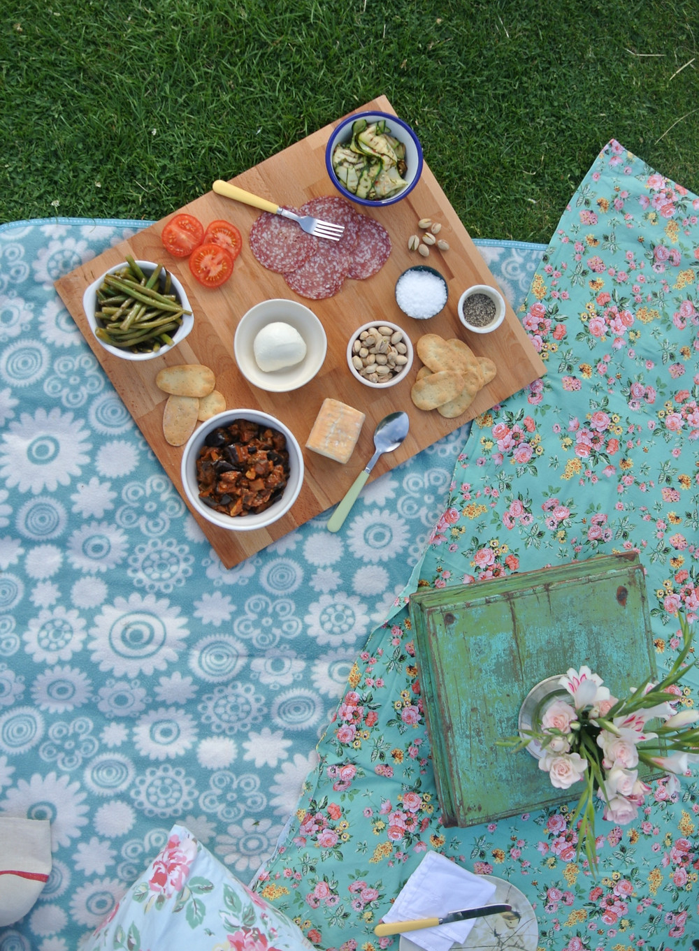 Pretty Picnic - Sky Meadow Bakery blog