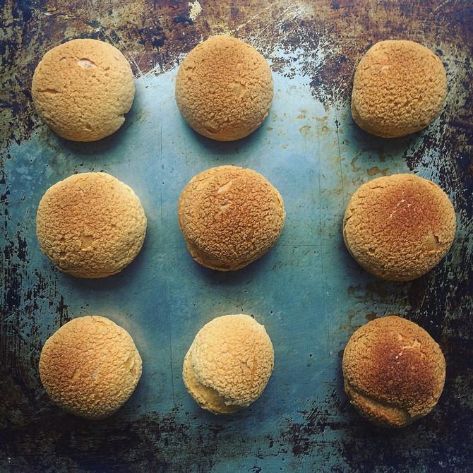 Afternoon Tea - Cream Puffs