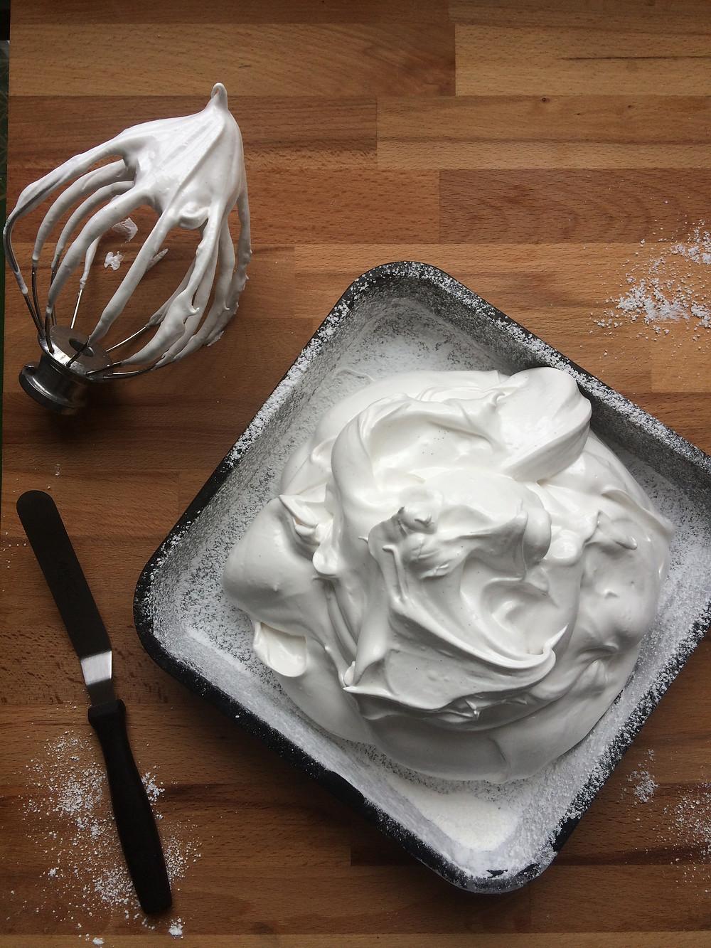 Marshmallow - Sky Meadow Bakery blog