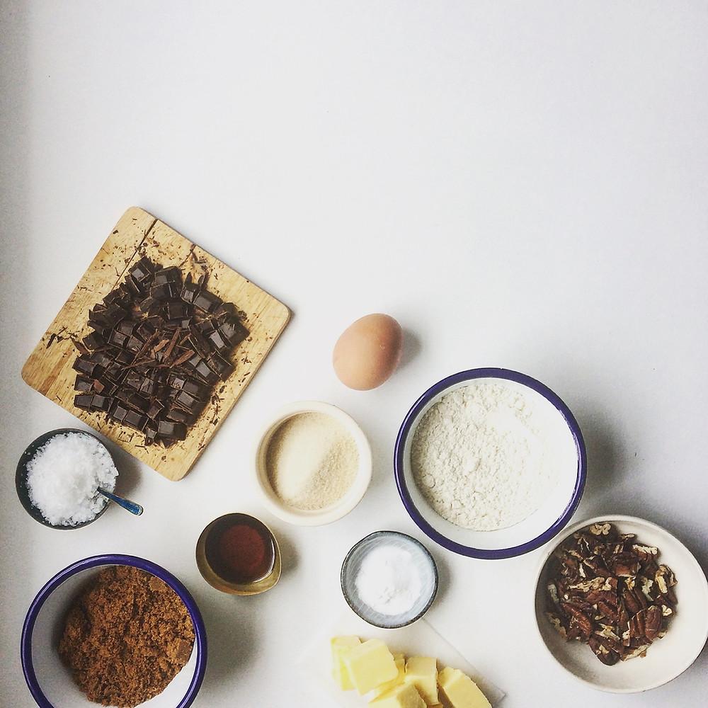 Cookie Ingredients - Sky Meadow Bakery blog