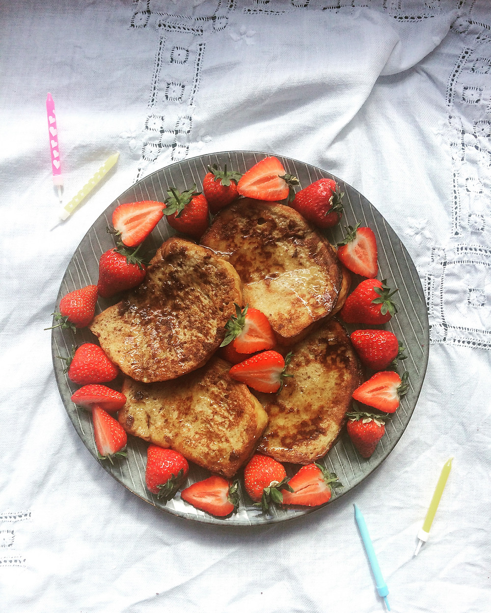 French Toast - Sky Meadow Bakery blog
