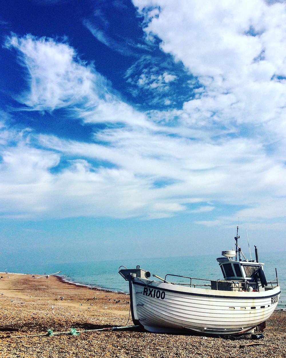Fishing Boat - Sky Meadow Bakery blog