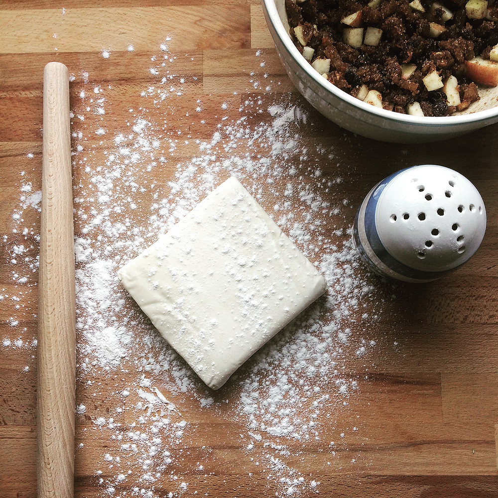 Puff Pastry Preparations - Sky Meadow Bakery blog