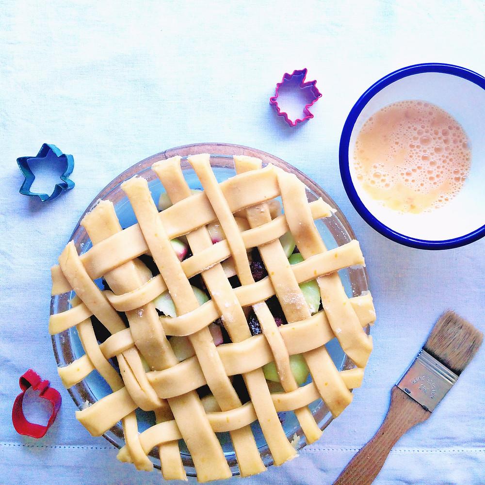 Lattice Pastry - Sky Meadow Bakery blog