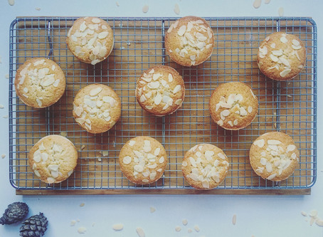 Festive Gifts - Frangipane Topped Mince Pies