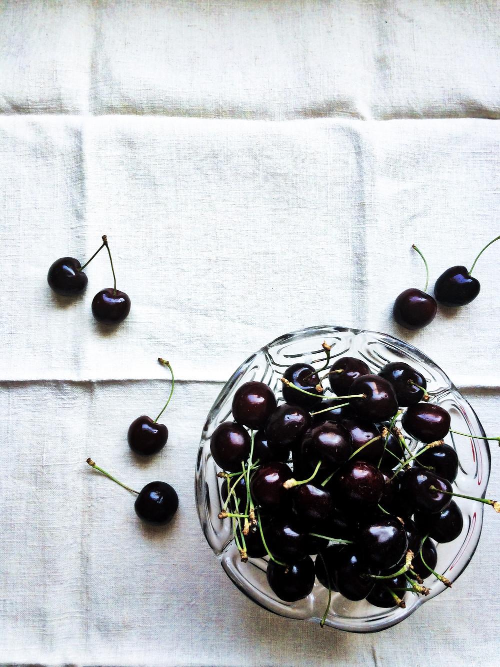 Seasonal Cherries - Sky Meadow Bakery blog