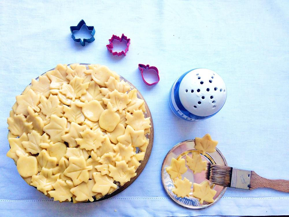 Pastry Leaves - Sky Meadow Bakery blog