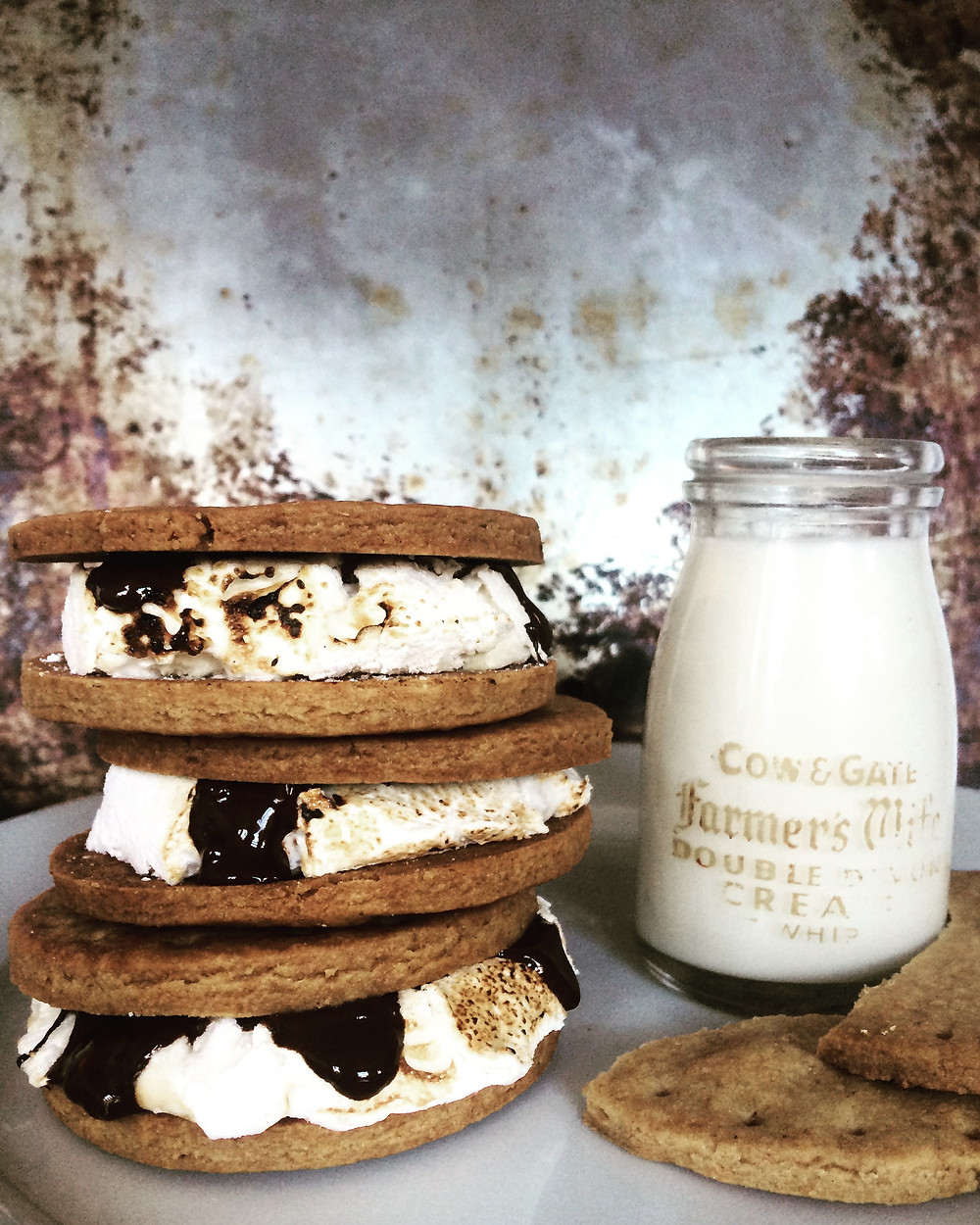 S'mores - Sky Meadow Bakery blog