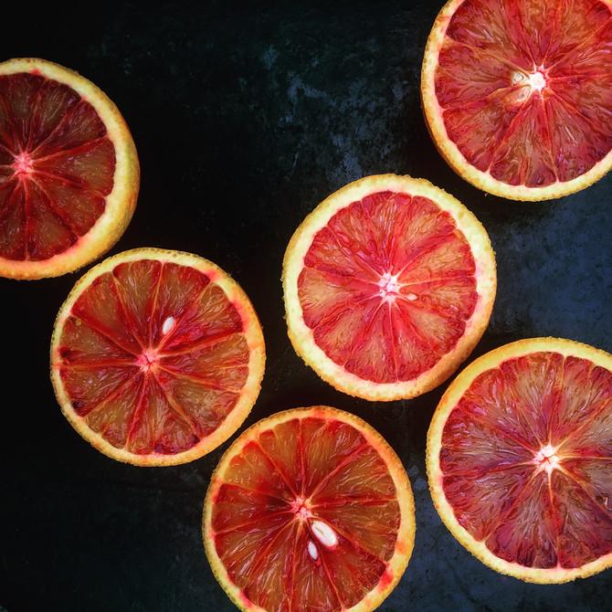 Afternoon Tea - Blood Orange Curd