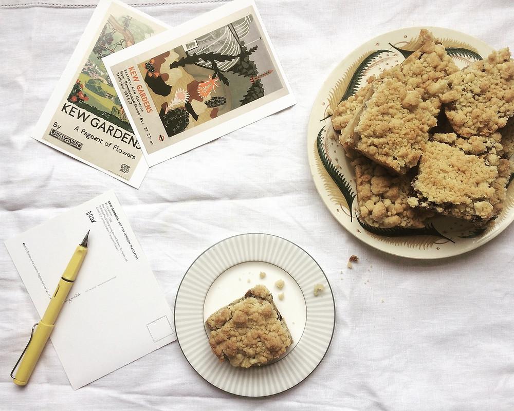 Apple Slices - Sky Meadow Bakery blog