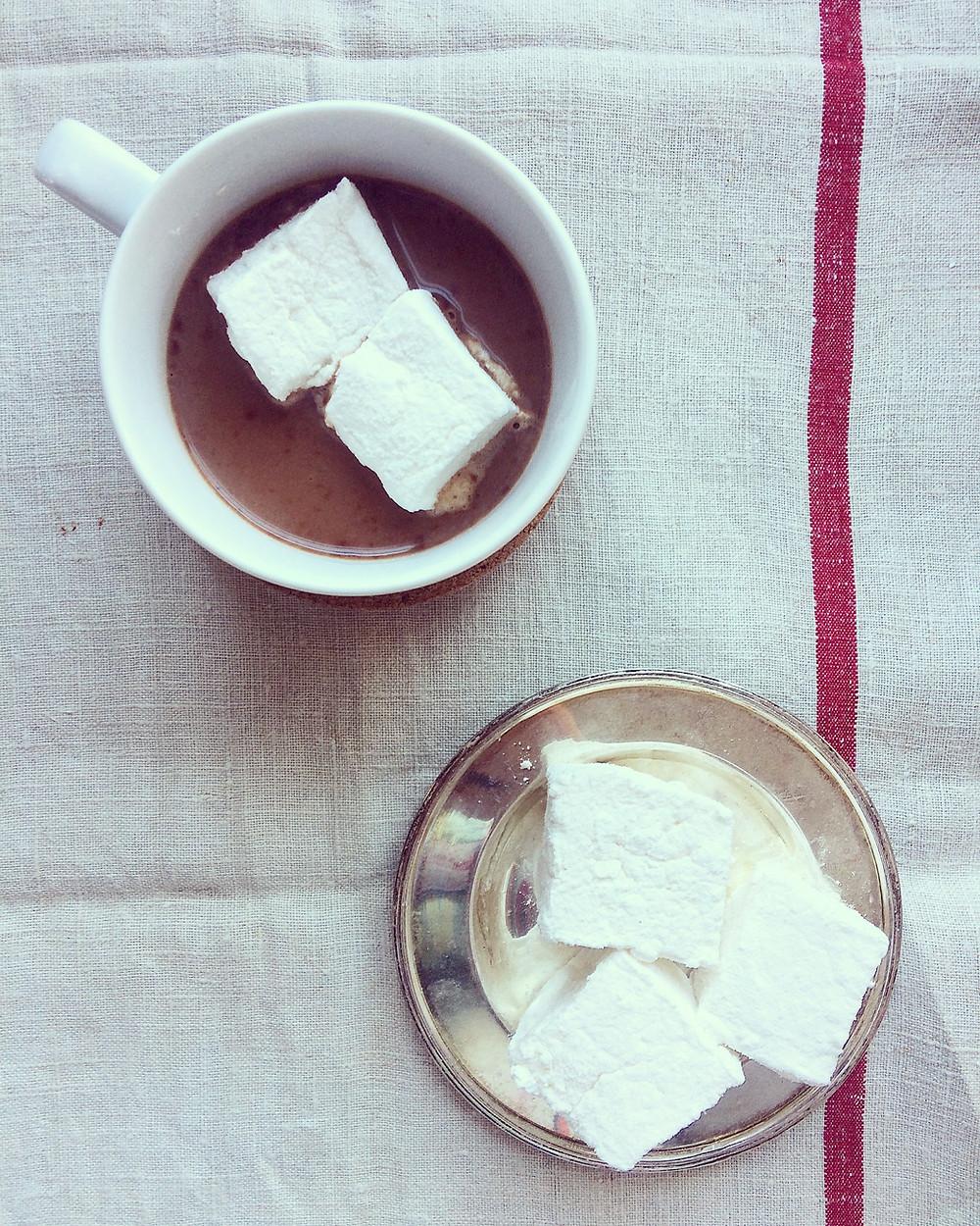 Hot Chocolate of Dreams - Sky Meadow Bakery blog