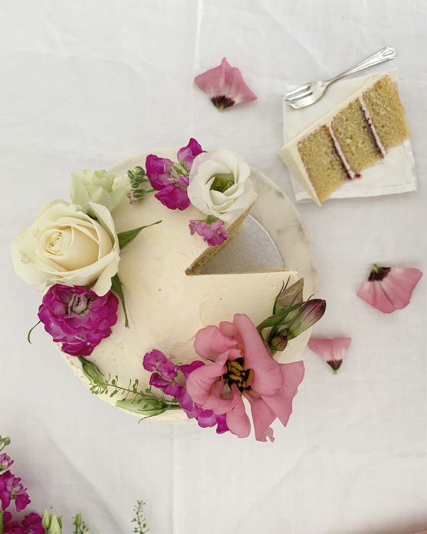 Cut Cake Slice