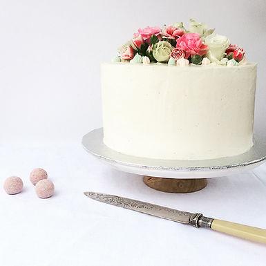 Small anniversary cake