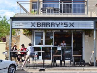 Barry's Bun-believable Burgers