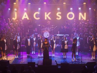 Last weekend of Jackson vs Jackson - Gospo Collective. BE QUICK!