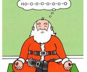 Maintaining mindfulness this Christmas