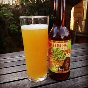 5. Biggie Juice - Feral Brewing Co (WA)