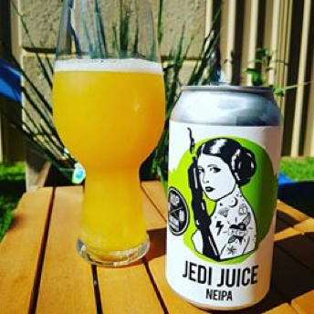 Jedi Juice - Hop Nation (VIC)