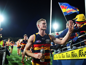 KEY BACK CONUNDRUM CRITICAL FOR CROWS
