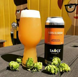 Bubble & Squeak - Sauce Brewing Co (NSW)