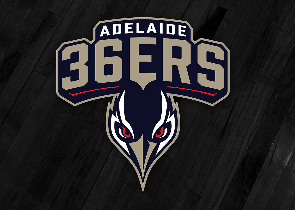 [The 36ers have a fresh look for the new season, with a brand new logo. (Image: Ziersch Sports Branding)]