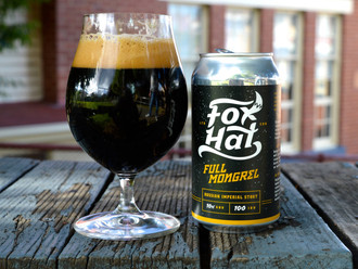 Fox Hat Brewing - Full Mongrel review