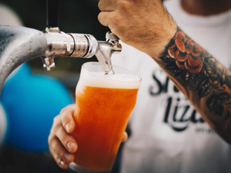 They're a crafty bunch: Shifty Lizard rapidly becoming a highlight of the SA beer scene