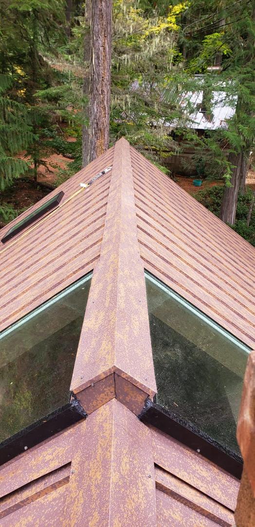 Metal Roof - Metal Panels - Standing Seam