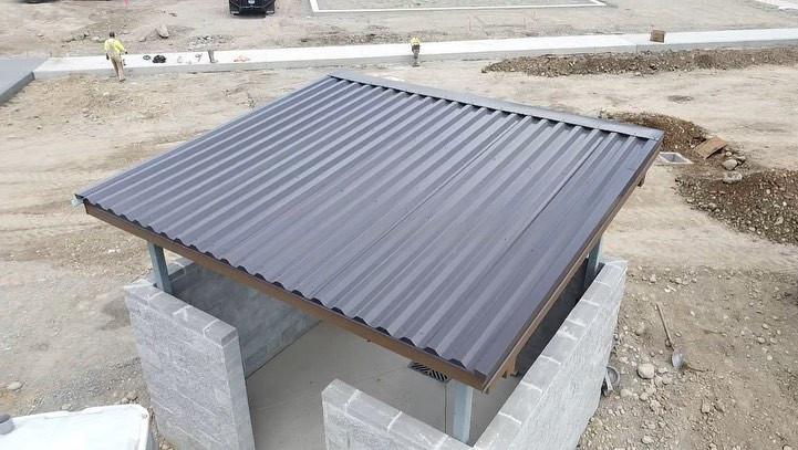 Metal Roof - Metal Panel Roof