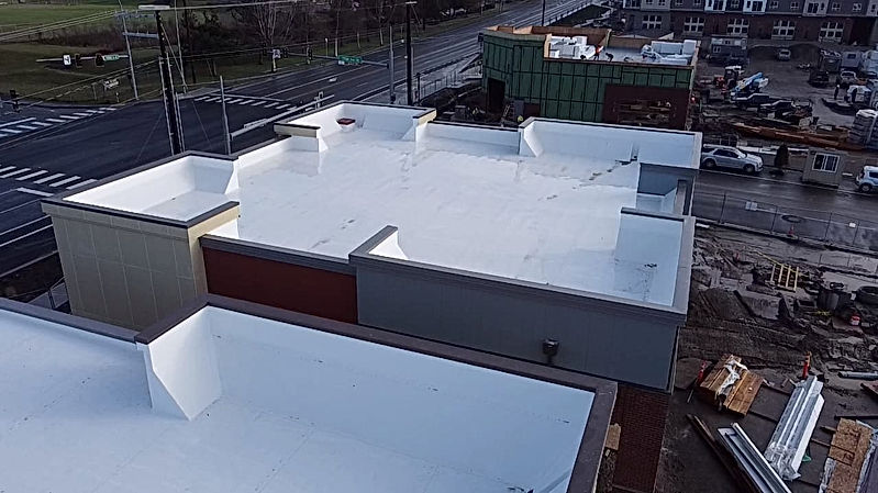 Commercial Roof - Flat Roof