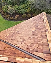 Wood Shingles - Shingle Roof