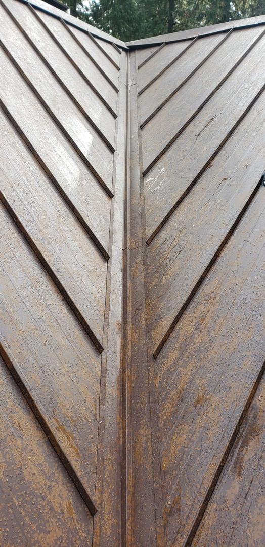 Metal Roof - Standing Seam Panels