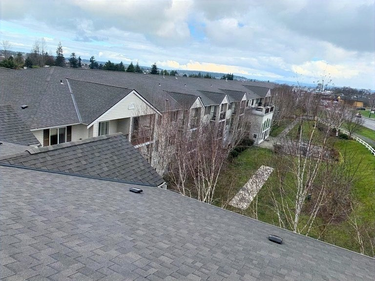 Commercial Roofing - Shingles Roofing