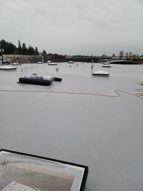 Commercial Roofing - TPO Roofing