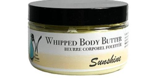 Sunshine Body Butter