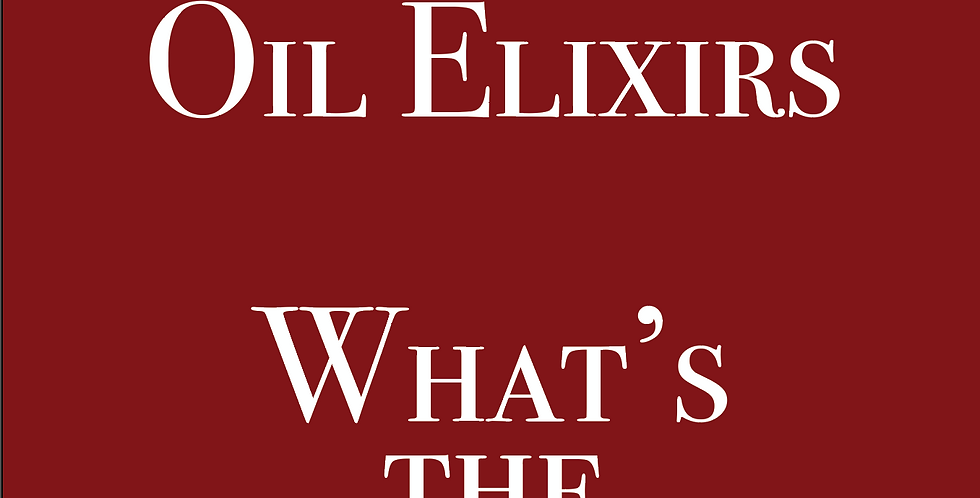 Serums & Oil Elixirs: What's the Difference