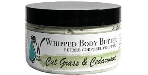 Cut Grass & Cedarwood Body Butter
