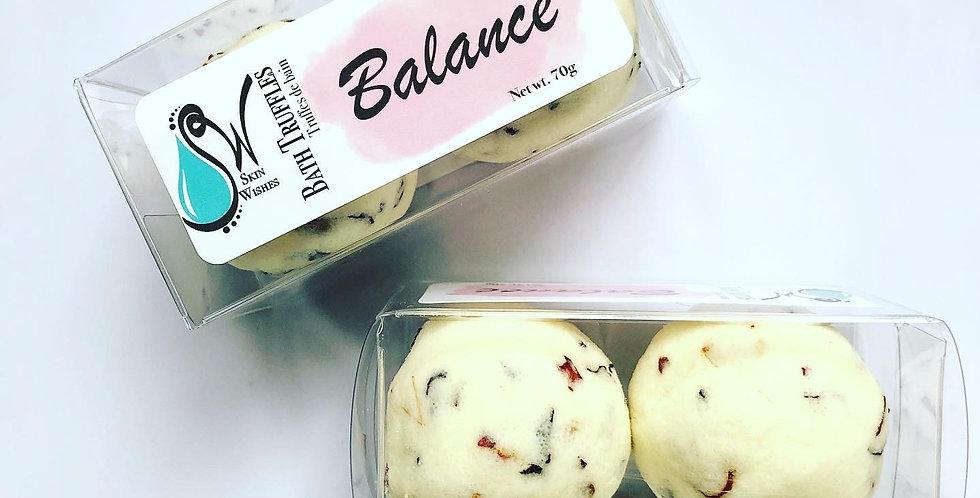 Balance: Bath Truffle