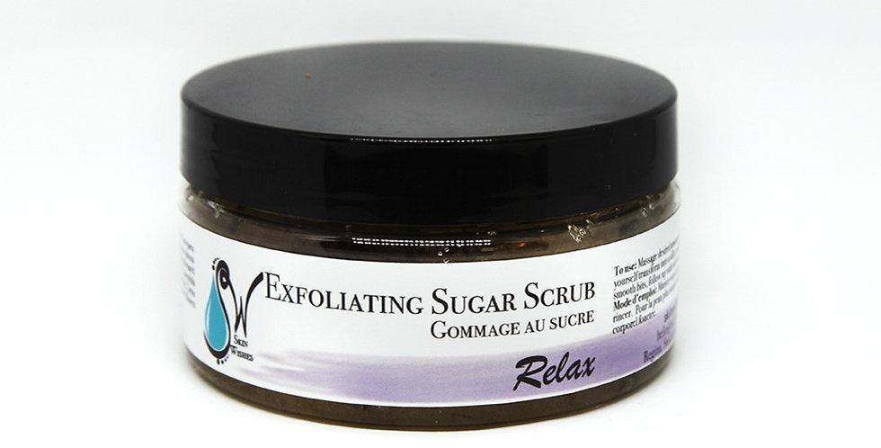 Relax Sugar Scrub