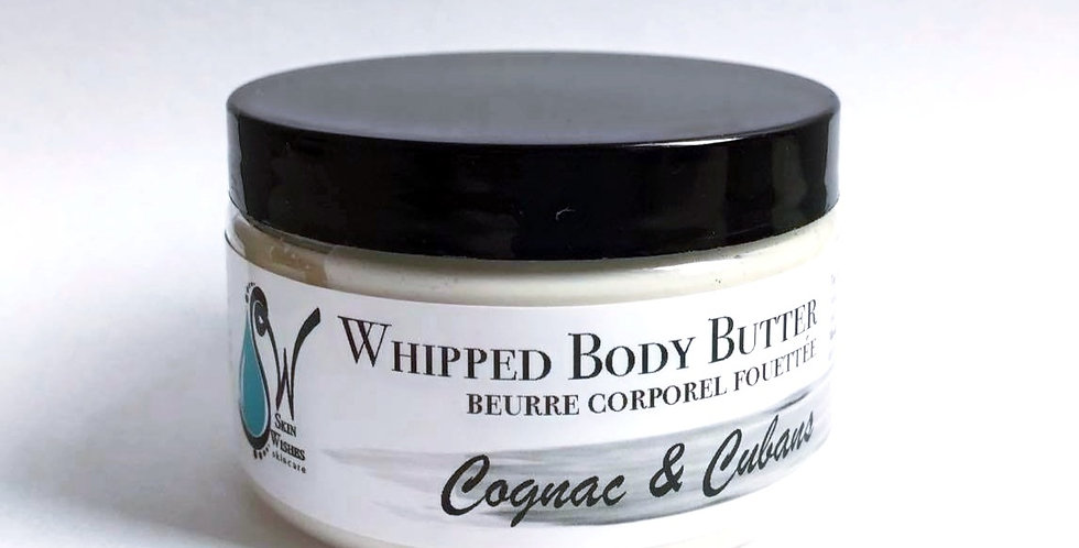 Cognac & Cubans Body Butter