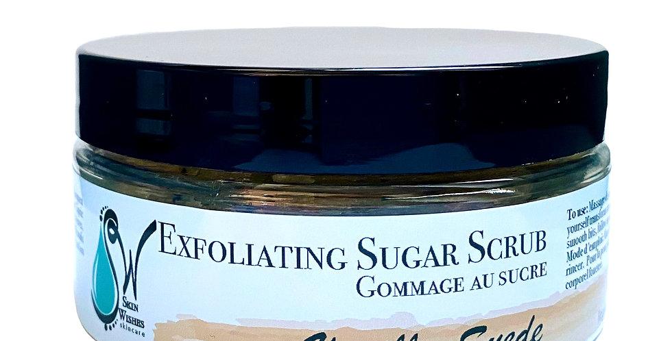 Vanilla Suede Sugar Scrub